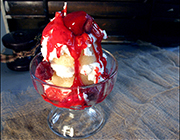 STRAWBERRY SHORTCAKE SPECIALTY CANDLE