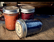 8 OUNCE JELLY JAR CONTAINER CANDLE